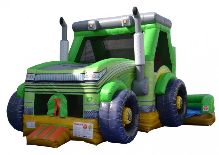 Tractor Combo (Dry)