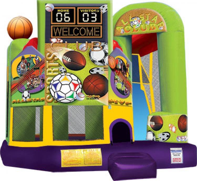 Backyard Sports Combo