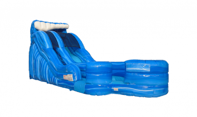 17ft Rip Curl Water Slide
