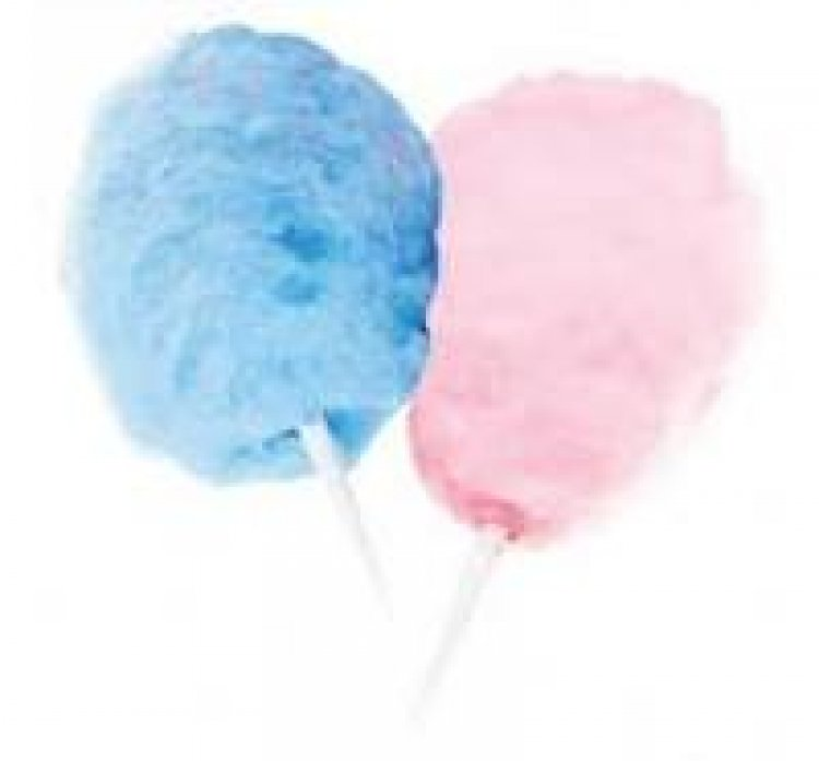 50 servings Cotton Candy