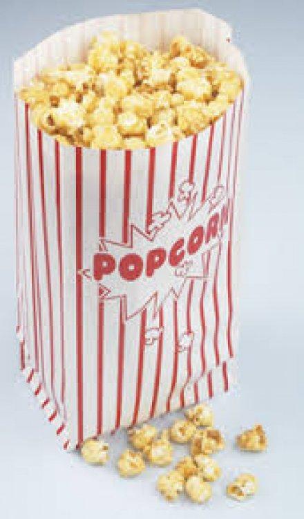 50 servings Popcorn