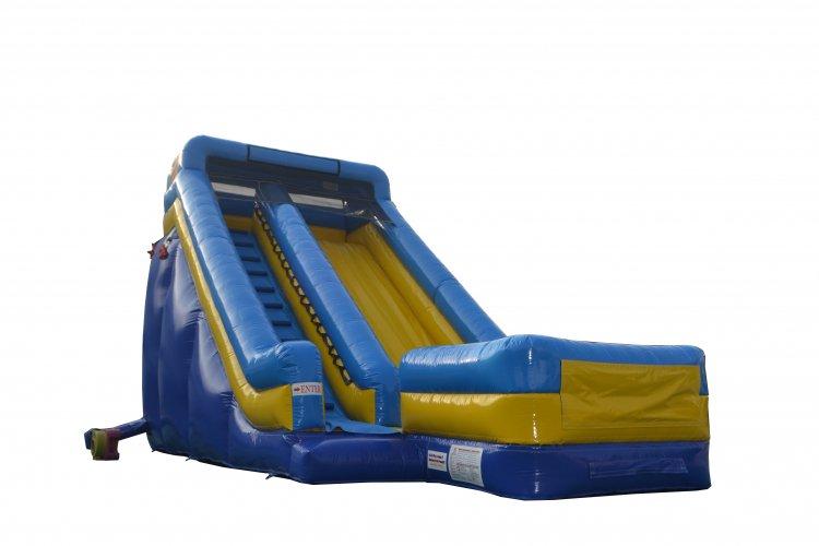20 Ft Dry Super Slide