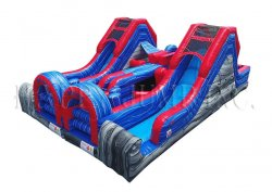 Make Your Obstacle Challenge a Water Ride!