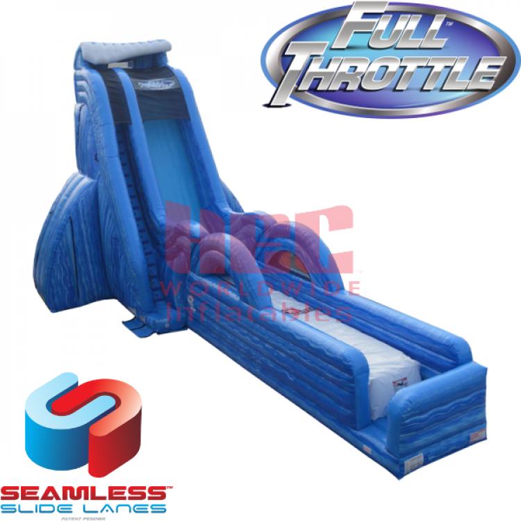 34' Full Throttle Slide