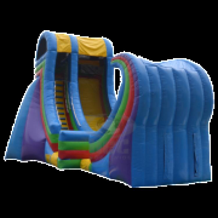 21ft Rampage Slide